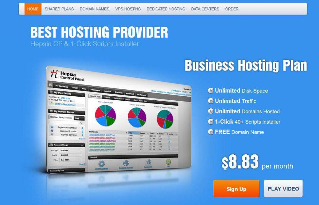 Best Hosting Provider